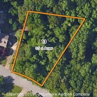 .5± Acre Building Lot Located at 2477 Shadowood Road