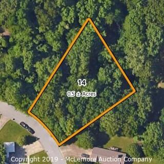 .5± Acre Building Lot Located at 2479 Shadowood Road
