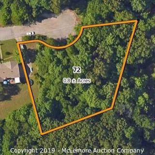 .8± Acre Building Lot Located at 2506 Forest Glen Circle