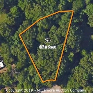 .6± Acre Building Lot Located at 2505 Forest Glen Circle
