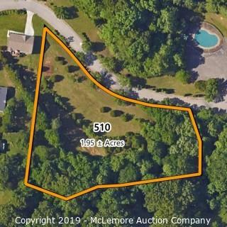 1.95± Acres Zoned R-4 Located at 510 Glenstone Springs Drive