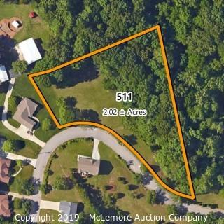 2.02± Acres Zoned R-4 Located at 511 Glenstone Springs Drive