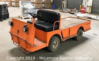 Taylor Dunn Model B2-48 Electric Warehouse Cart