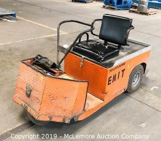 Taylor Dunn Model SCI-59AN Electric Warehouse Cart