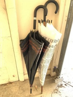 Givenchy and Wall Street Journal Print Umbrellas