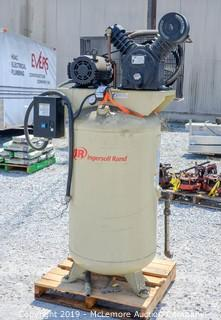 80 Gallon Air Compressor by Ingersoll Rand