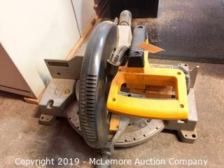 "Dewalt DW705 12"" Compound Miter Saw"