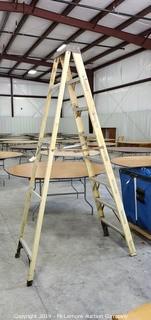 Husky 8' A-Frame Ladder