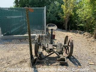 Antique McCormick Deering No.7 Sickle Mower Mower