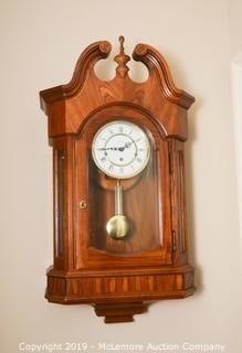 Ridgeway Swan Neck Chiming Walk Clock