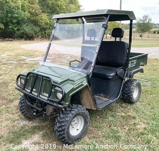 Honda Trail Wagon 4x4 UTV by Bristers with Honda 390cc Gas Engine