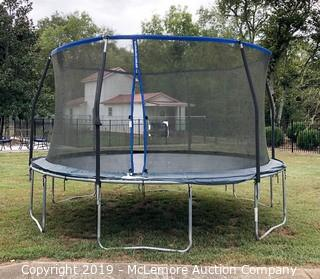 Trampoline by Sportspower with Sides