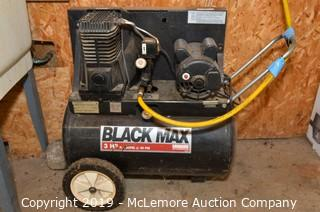 Sanbourn Black Max 120 PSI 3HP Air Compressor
