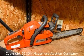 "16"" Husqvarna 345 Chainsaw"