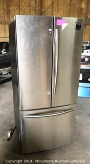 Samsung French Door Refrigerator with Bottom Drawer Freezer