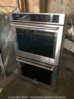 Kitchen Aid Double Oven