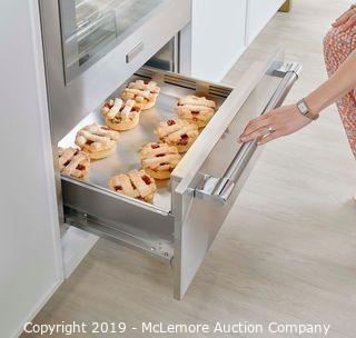 "Thermador 30"" Warming Drawer"
