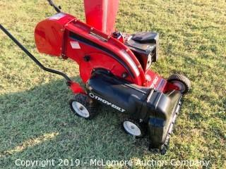 Troy Bilt Chipper Shredder with Briggs and Stratton 8 HP Engine Model 47287