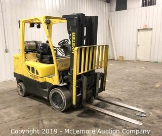 Hyster 80 LT-500 S80T Propane Forklift
