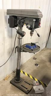 Porter Cable Drill Press with Stand with Laser Guide and Irwin Vise