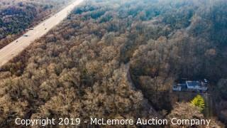 55.82± Acres Located Along I-40