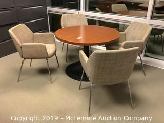 Table & (4) Chairs