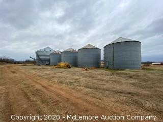 3± Acres and 90,000 Bushels Grain Storage
