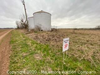 24± Acres and 32,000 Bushels Grain Storage