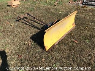 "John Deere 46 "" Snow Plow"