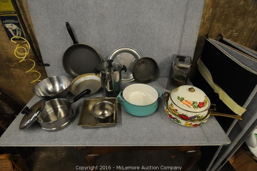 Mclemore Auction Company Auction Furniture Appliances