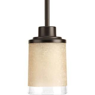 Progress Lighting Alexa Antique Bronze Bell Pendant Light