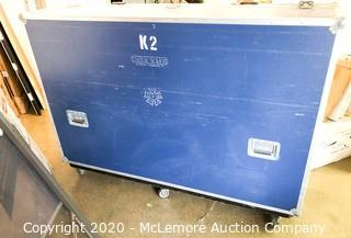 Road Case with Casters