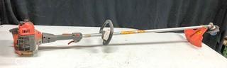 "Husqvarna 322L 22cc 2-Cycle Gas 18"" Straight Shaft String Trimmer"
