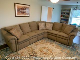 Sectional Sofa by LaZboy