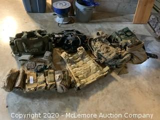 Plate/Tactical Vests and Bags