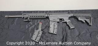 Mossberg 715T Flat Top Semi-Auto Rifle