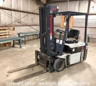 Komatsu FB 18MH-2 Battery Operated Forklift with Battery Charger