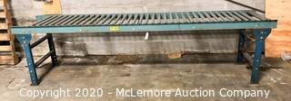 """Automated Conveyor Systems Inc. Gravity Conveyor Roller Stand 10' L x 26"""" W"""