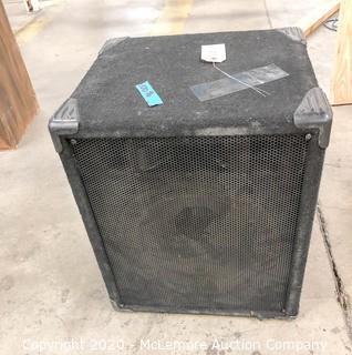 Community Professional Loudspeaker CSX25-S2