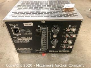 Allen Organ Company AM-100 Dual Amplifier