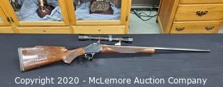 Browning Number 1 Single Shot Rifle