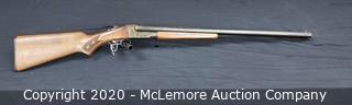 Stevens Model 311 D Double Barrel Shotgun