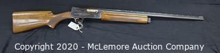 Browning Lite 12 Automatic Shotgun