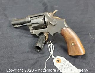 Smith & Wesson Victory Model 38 Special
