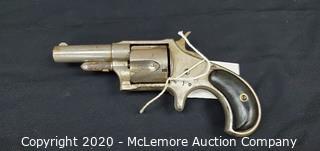 Antique Remington Smoot Model #4 Pocket Pistol