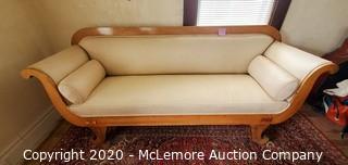 ca.1820's Swedish Biedermeier Upholstered Sofa
