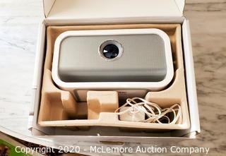 Brookstone Big Blue Studio Wireless Speaker