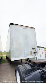 Stoughton 48' Van Trailer