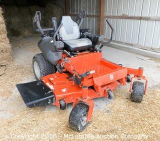 """Husqvarna P-ZT60 Zero-Turn Mower 60"""" 26 HP"""