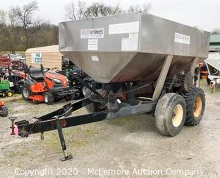 Adams Ground Drive Fertilizer Spreader